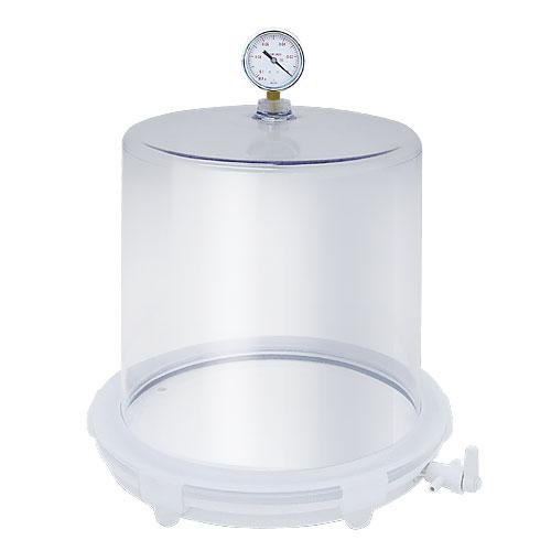 Vacuum Desiccator, Cylinder
