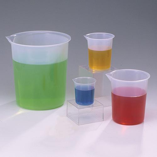 Beaker, Plastic